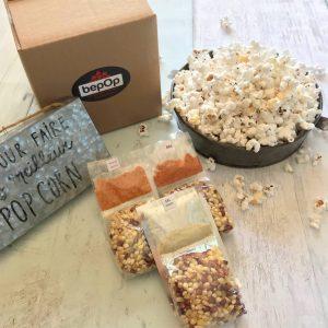 13 kit a popcorn bepop salés